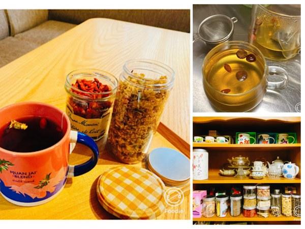 実はお手軽な台湾【薬膳茶】。クーラーで冷えた体に◎