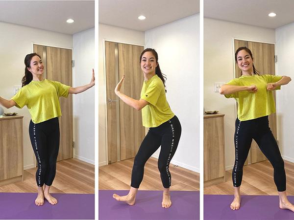 【動画】踊って免疫力UP!超簡単「ウォーキングダンス」
