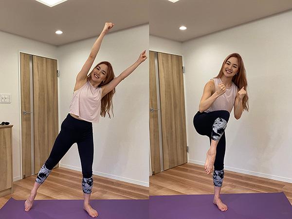 ダイエット動画で簡単!くびれるベリーダンス風体操