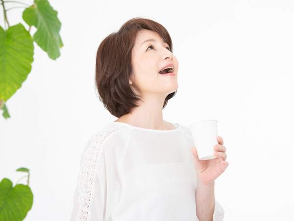 緑茶うがいで歯周病・虫歯予防