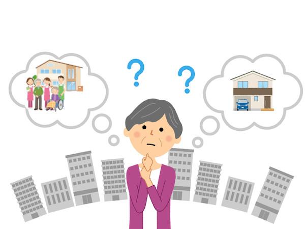 人生相談:認知症の親、自宅介護と施設どちらが幸せ?
