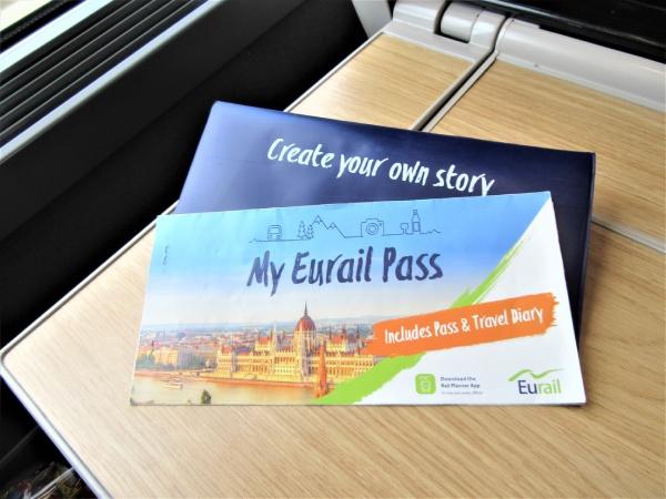ユーレイルパスでヨーロッパ世界遺産と絶景の旅