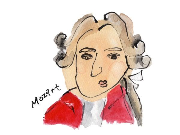 モーツァルトが天才と言われる理由