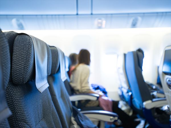 飛行機の座席予約