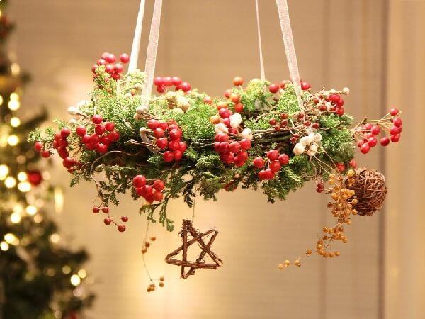 今年のクリスマスはフライングリーズを手作りで!