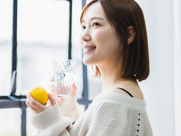1日3回10秒で痩せる!レモン水うがいダイエット
