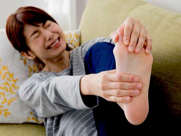 足の冷え対策 足がつったときの対処法は?