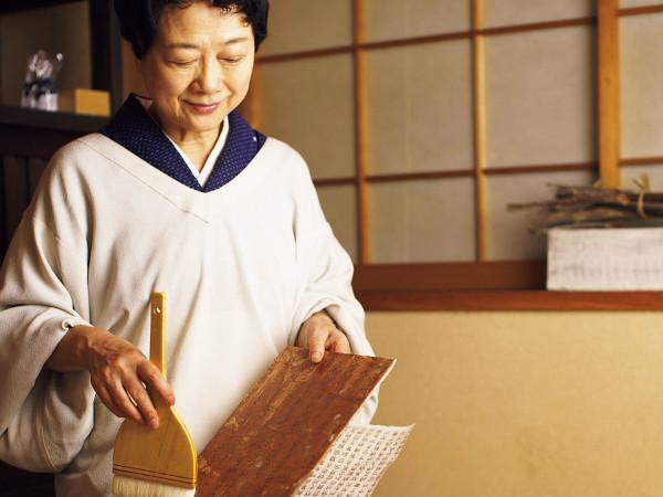 横山タカ子の「信州・四季の手遊び」・19