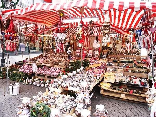 格安ツアーで行く、ドイツのクリスマスマーケット巡り