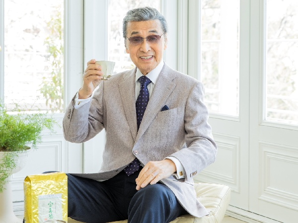 宝田明さん86歳。若々しさの秘密は宝寿茶!