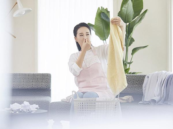 シニア女性は清潔感が大事