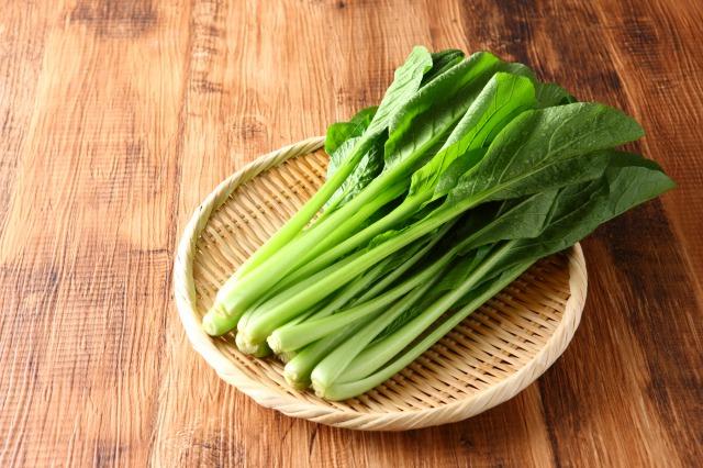 冬が旬!AGEを増やさない小松菜レシピ