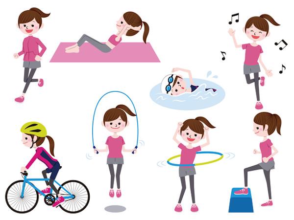 筋トレと有酸素運動を組み合わせると痩せるって本当?