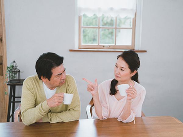 熟年離婚で卒婚のメリットデメリット