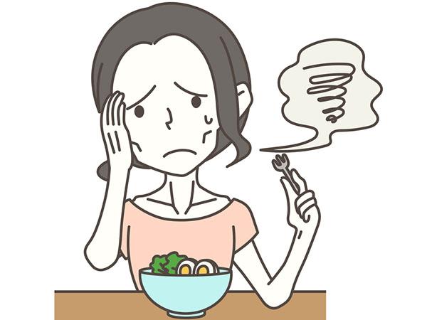ダイエットの罠!神経性やせ症(拒食症)で脳がやせる