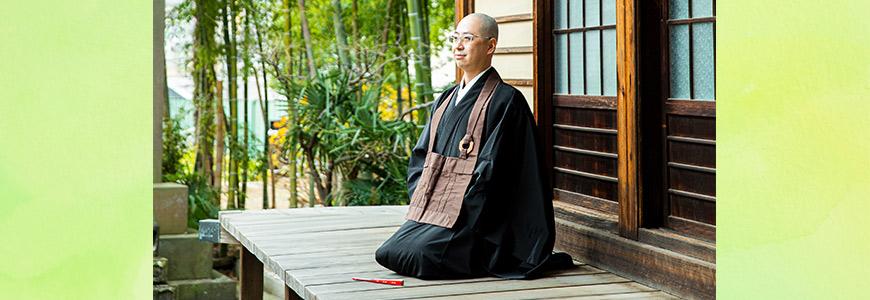 医師で禅僧・川野泰周さん瞑想法