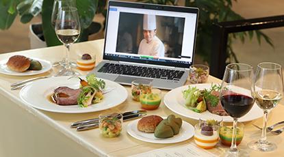 八芳園シェフ特選ディナーと日本ワインの夕べ
