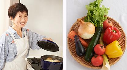成田和子さんの冷え取り食・発酵食講座