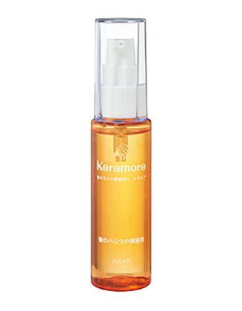 乾燥髪おすすめアイテム:セリジエ「ケラモア 髪のハリつや美容液」