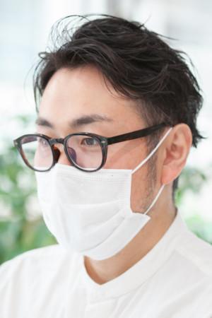 美容師:テルイタカヒロさん(えがお美容室)