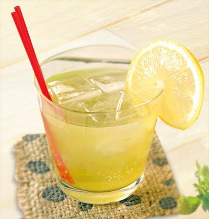 お茶のお酒レシピ:ティージンバック