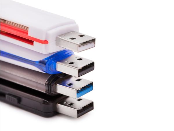 USBメモリの種類