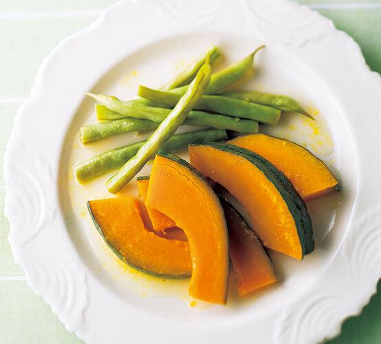 野菜のビネガー蒸し