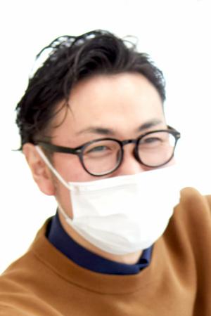 美容師・テルイタカヒロさん(えがお美容室)