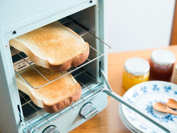 おいしいトーストの焼き方とは?