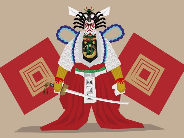 17世紀の初め頃から日本人に愛されてきた歌舞伎
