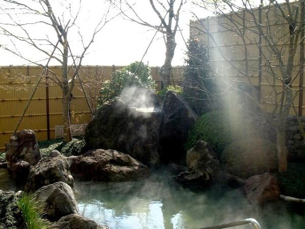堀田温泉:湯あたりしにくく、肌にやさしいお湯が家族連れにも人気