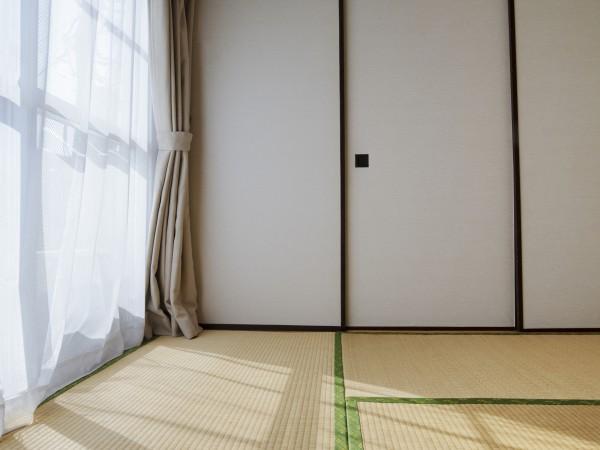 畳の日焼け対策