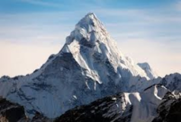 世界一高い山はエベレストですが~