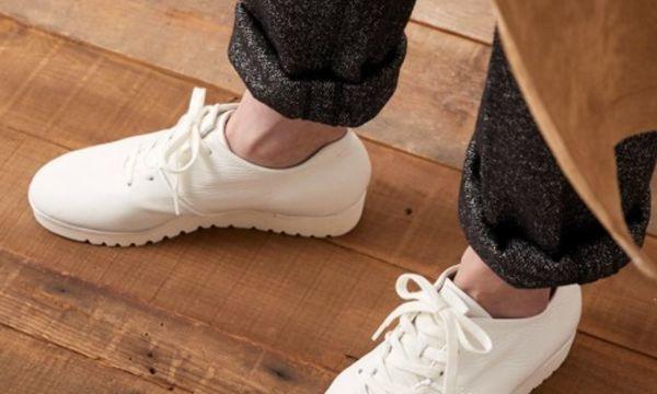 ずっと自分の足で歩ける靴とは?