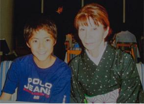 白髪染めをしていたときの川邉サチコさん