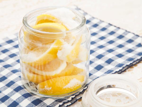 料理がおいしくなる!塩レモンの作り方とは?