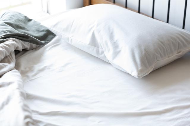 睡眠に難がある枕