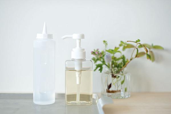 体臭改善アイデア1:「休洗髪日」を設ける