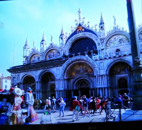 ナポレオンが世界一美しいと称賛したサンマルコ広場