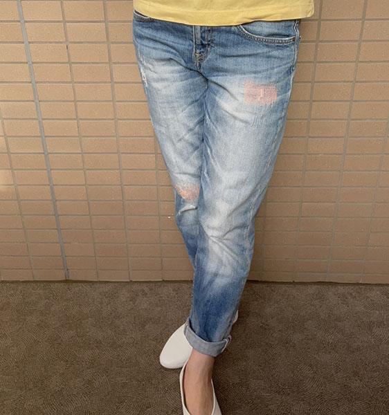 H&Mのジーンズ