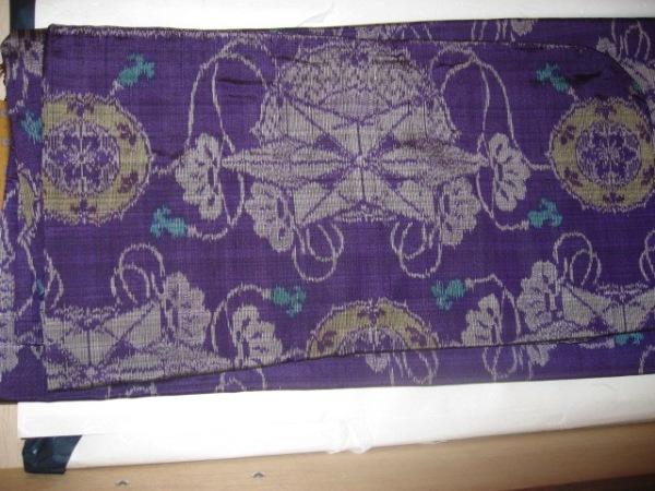 銘仙の羽織