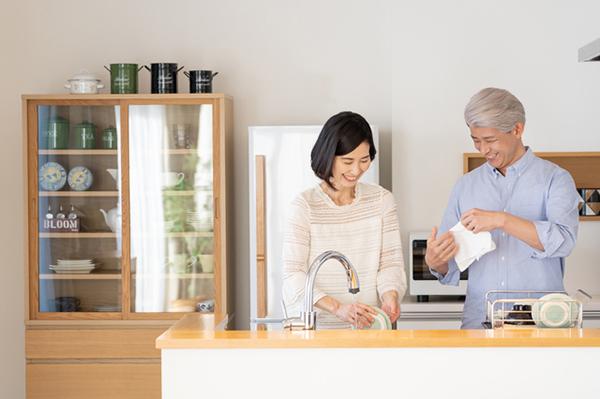 夫婦円満のヒント2:家事分担のルールを変える