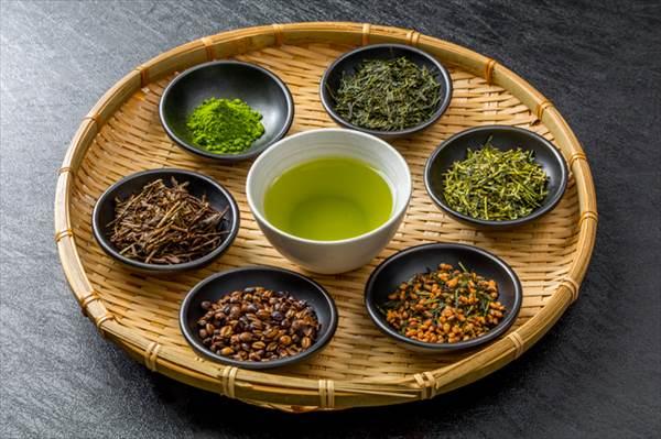 緑茶の種類と特徴!ほうじ茶や玄米茶も緑茶の仲間