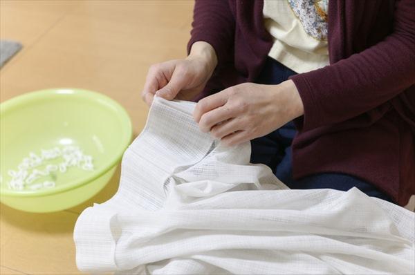 洗えるカーテンの洗濯方法!簡単な洗い方・干し方のコツ