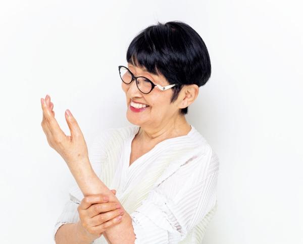 美容研究家歴63年の小林照子さん