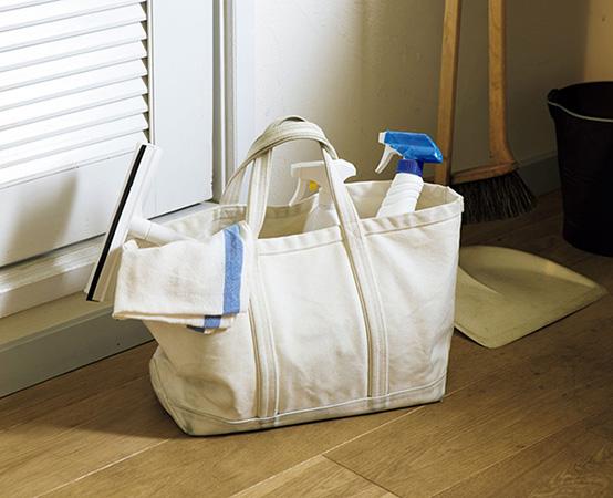 布製トートバッグがおすすめ
