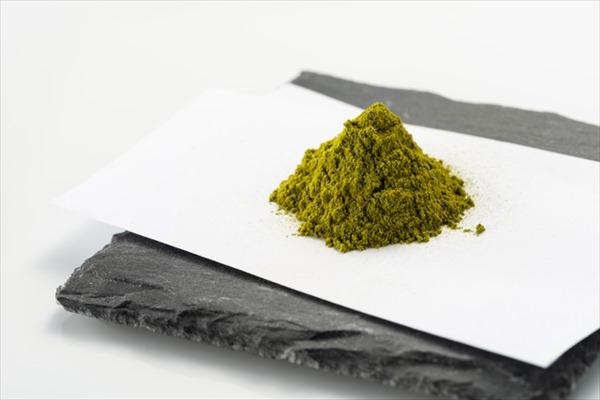 抹茶の成分と効能
