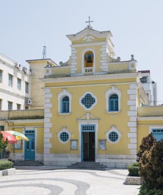 「聖フランシスコ・ザビエル教会」