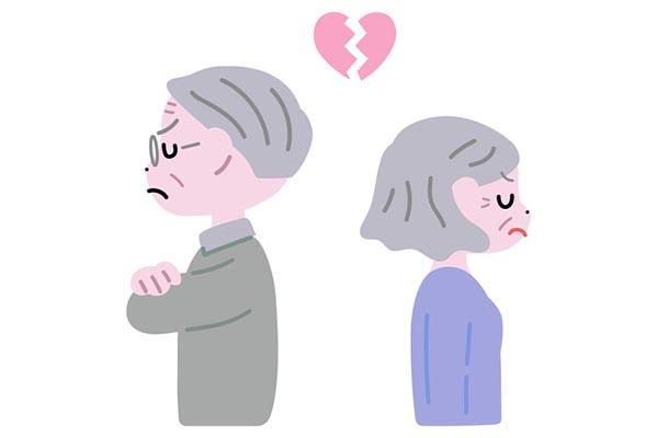 熟年離婚のメリット・デメリット