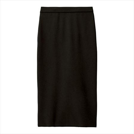 似合う服:ロング丈のタイトスカート